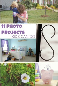 11 Photography Projects Kids Can Do