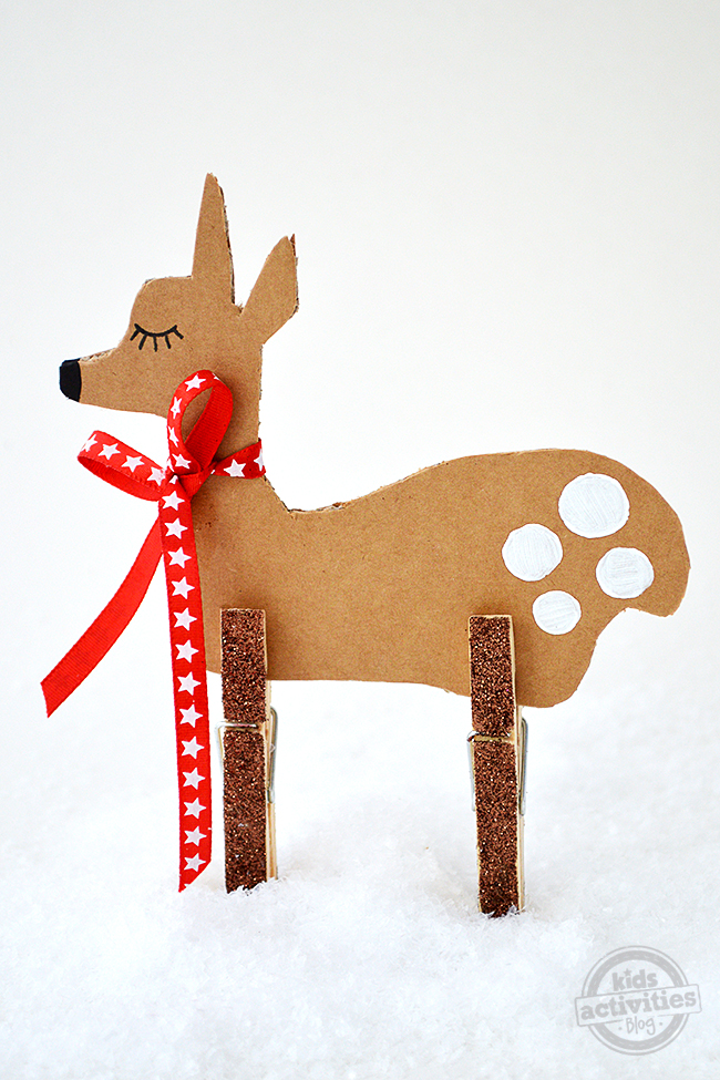 Christmas Crafts For Kids Simple
