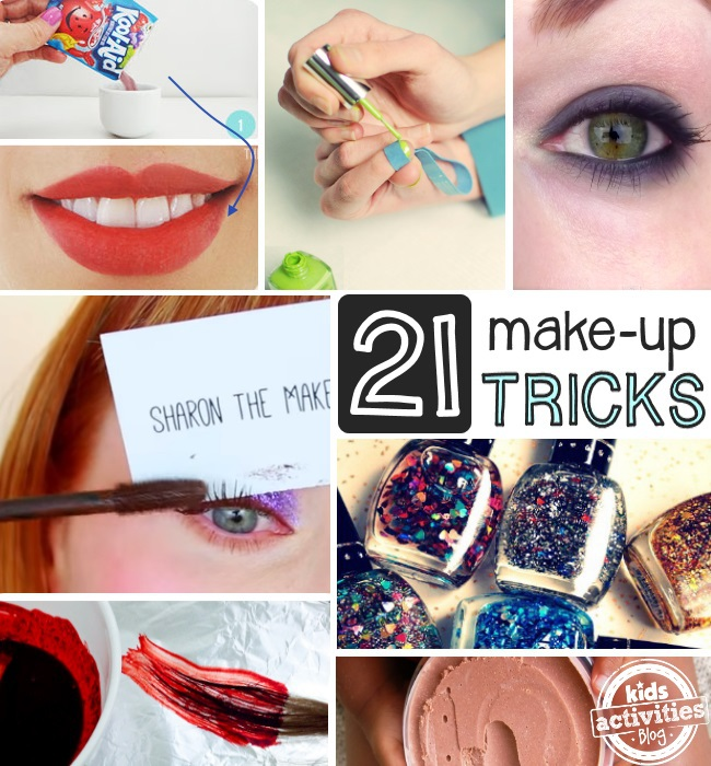 all the make up hacks you didnt know you were missing in one place