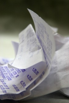 What I learned about cash register receipts and BPA