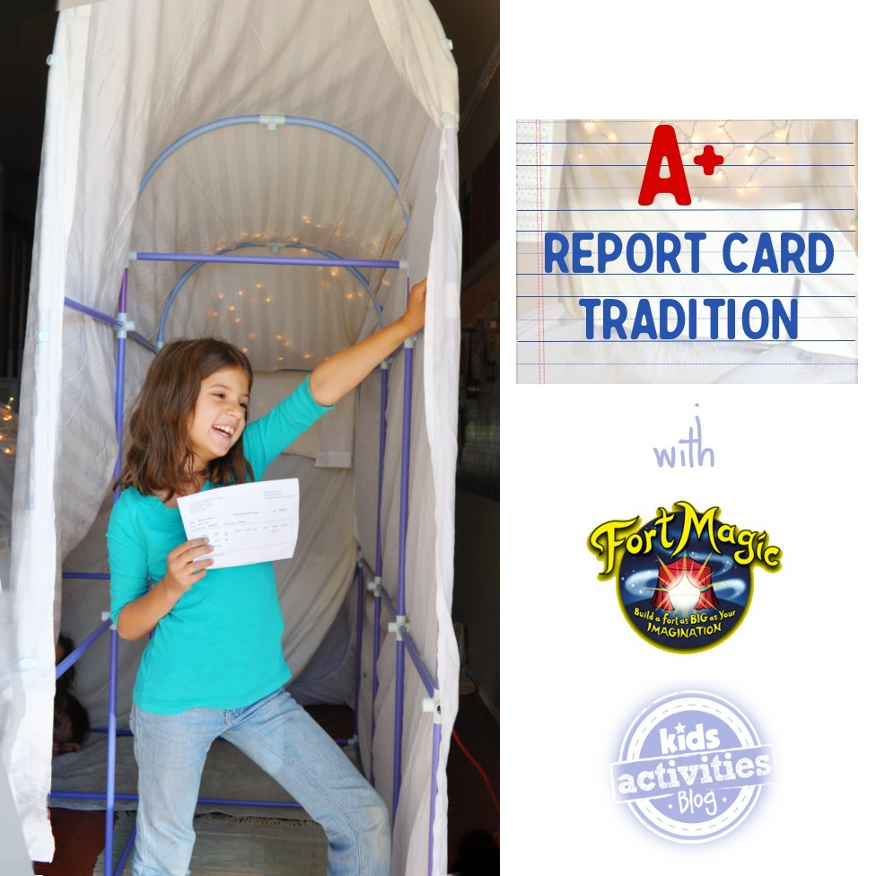 celebrate your kids hard work at school with a reward tunnel2