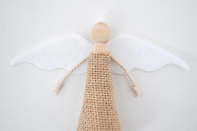 christmas craft guardian angel
