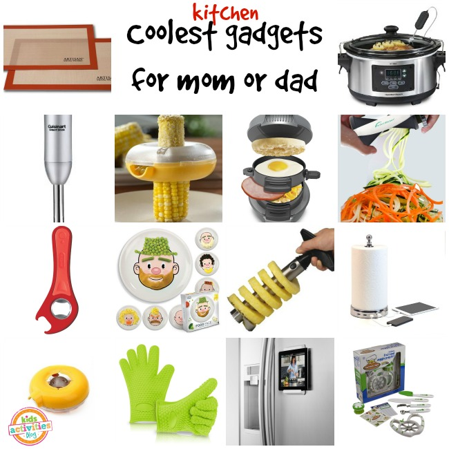 Must Have Kitchen Gadgets For Parents