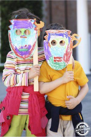 craft supp[lies that creative kids will love