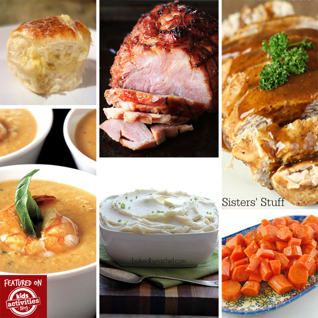 crockpot holiday feast