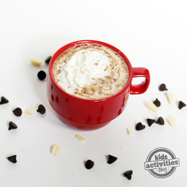 The Perfect Slow Cooker Hot Chocolate