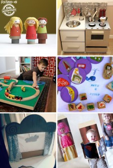 20+ Awesome DIY Toys to Make for Your Kids