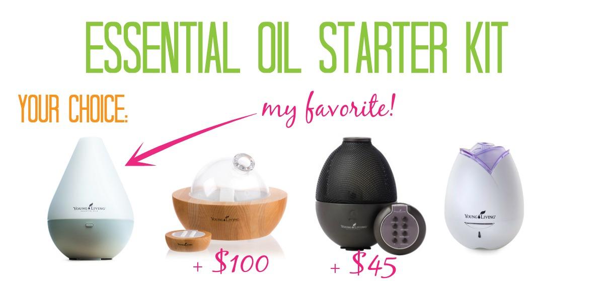 essential oil diffuser choices