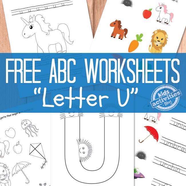 math worksheet : letter u worksheets free kids printable : Letter U Worksheets For Kindergarten