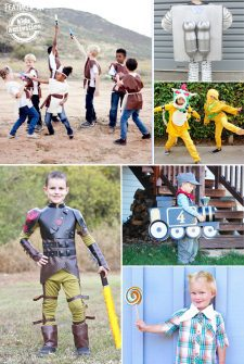 31 Totally Awesome DIY Halloween Costumes for Boys