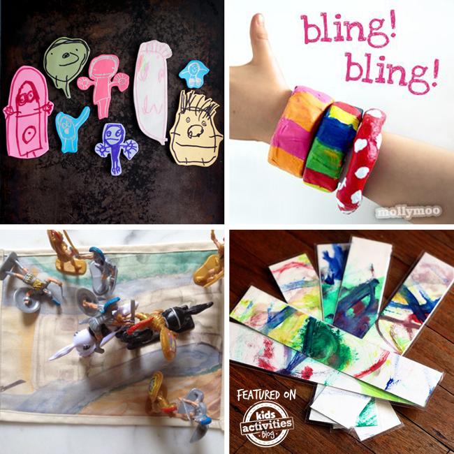 handmade gifts by kids
