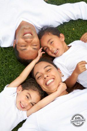 become happy parent