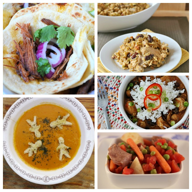 healthy slow cooker recipes family meals