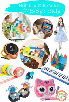 Holiday Gift Guide – 20 Parent Picks For 5-8yr olds