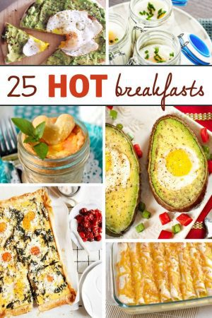 hot bfast ideas for busy moms