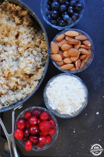 how to make the best oatmeal ever promise