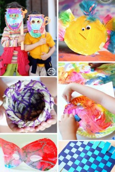 18+ Paper Crafts for Kids