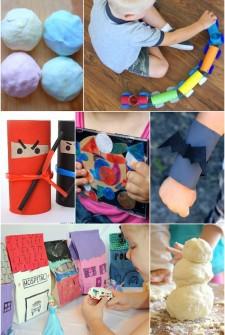 Preschool activities that are quick to set up