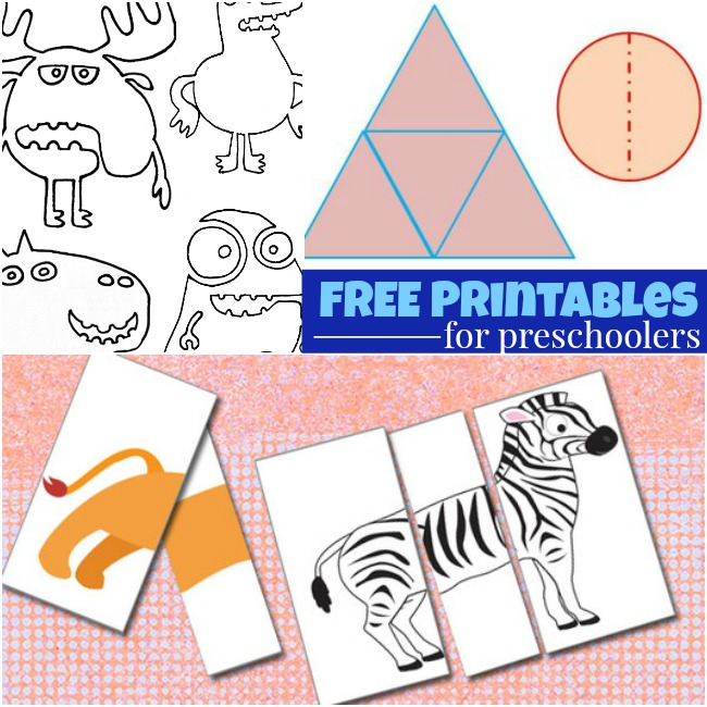 printables-preschool-activities