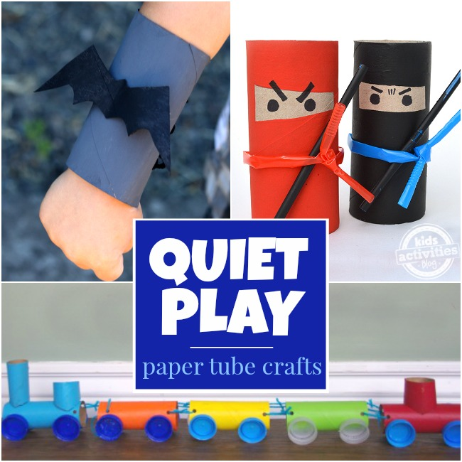 quiet-play-activities-paper-tubes