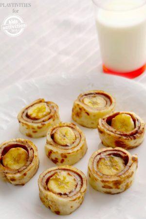 pancake roll ups