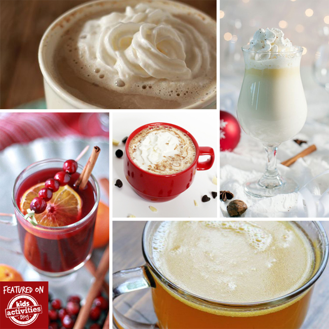 slow cooker beverages