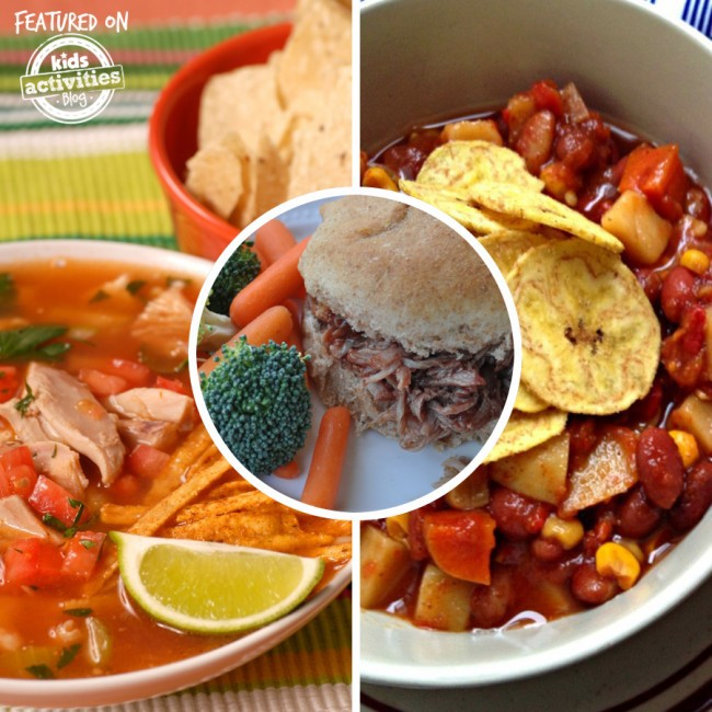 slow cooker for house guests