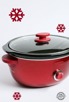 slow cooker holiday feature