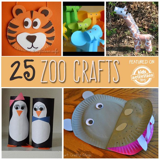 Animal Crafts For Toddlers Kangaroo