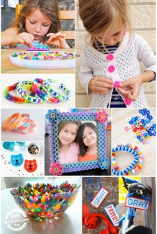 18 Fun Ideas For Perler Bead Crafting