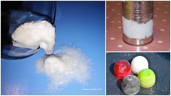 Ice Science Experiments