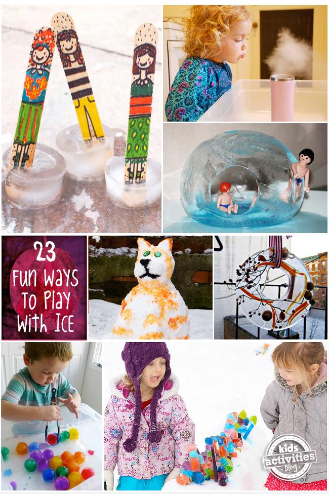 Ice Crafts
