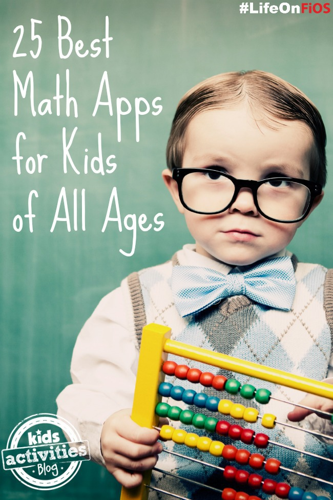 25 of the best math apps with use on fios