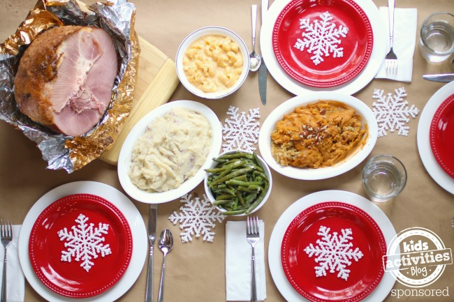 Celebrate Christmas with HoneyBaked Ham