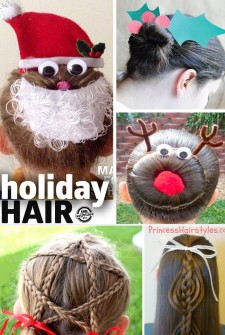 Holiday Hair Ideas