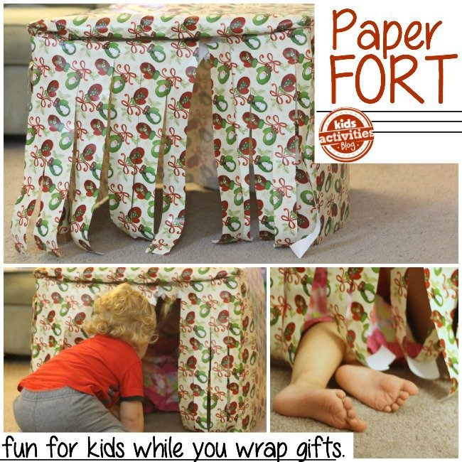 Christmas-indoor-fort-for-kids