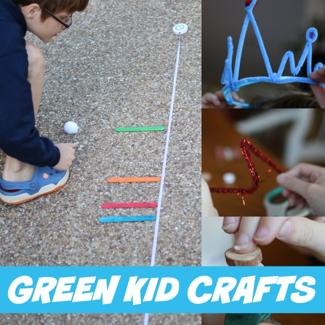 GREEN KID CRAFTS ACTIVITIES