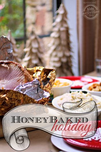 HoneyBaked Holiday on Kids Activities Blog
