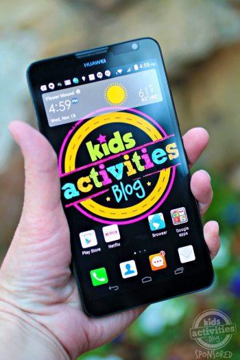 Huawei Ascend Mate 2 - Kids Activities Blog