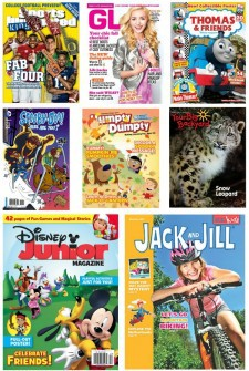 Magazine Subscriptions for Kids Under $20