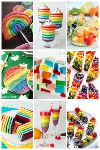 25 Rainbow Foods for Kids