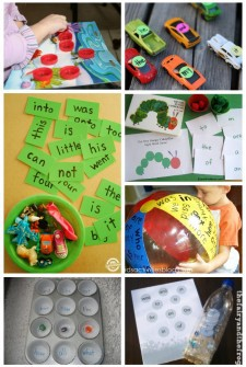 100+ Sight Word Activities