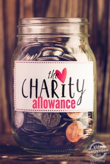 The Charity Allowance - Kids Activities Blog