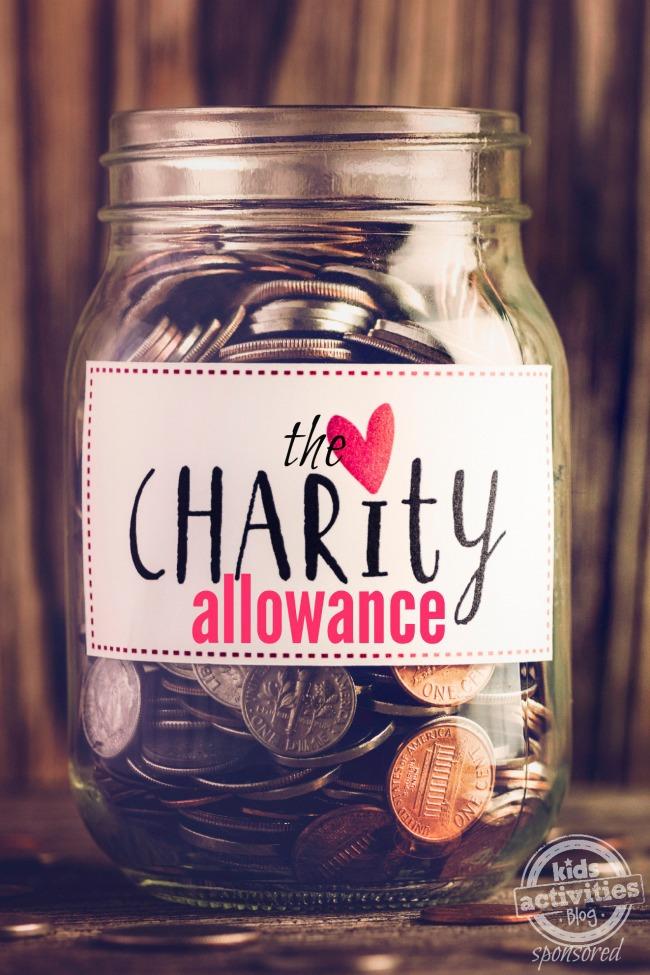 The Charity Allowance - Kids Activities Blog