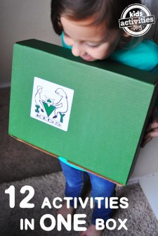 Ivy Kids – Monthly Activity Kits for Kids!