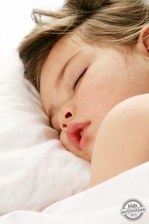 best sleep for kids