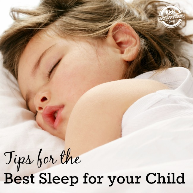 best sleep for your child