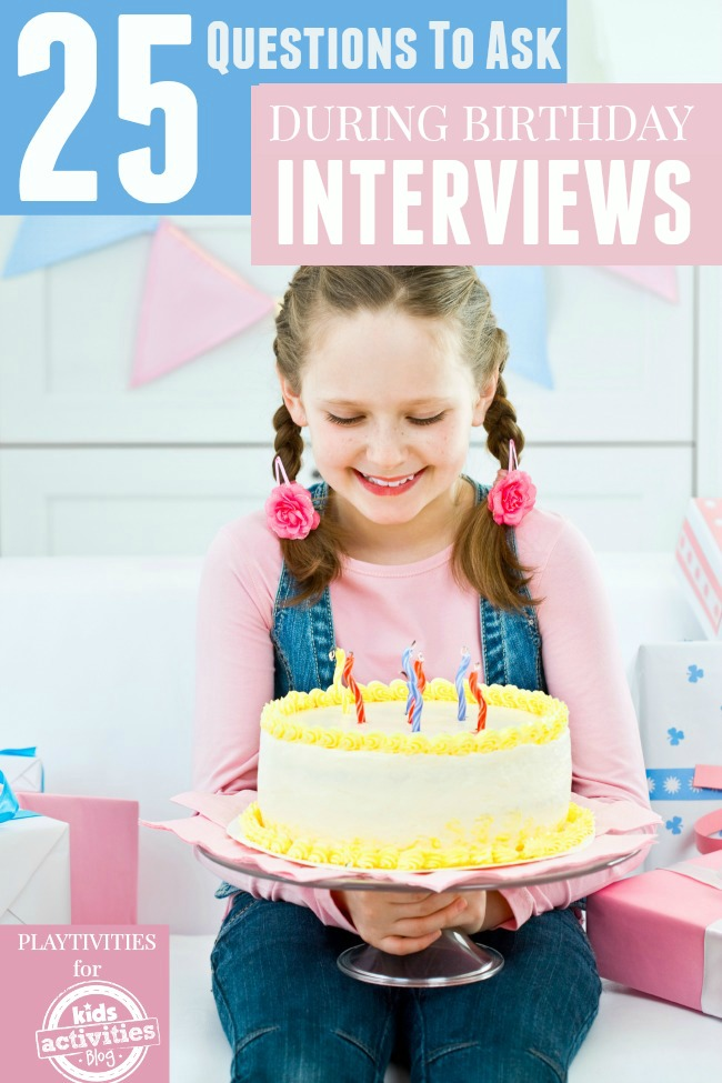 birthday interviews questions