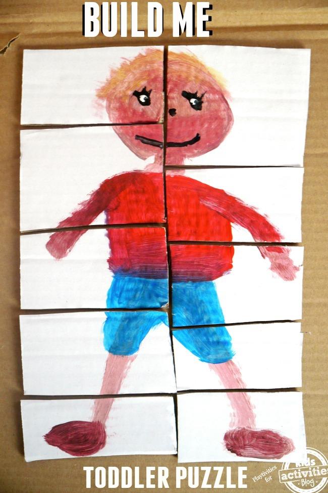 build toddler puzzle