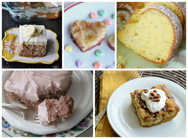 25 Doctored Cake Mix Recipes